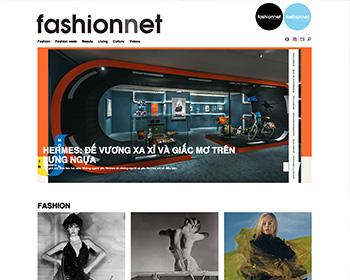 Fashionnet - Tạp chí thời trang, nghệ thuật và phong cách sống