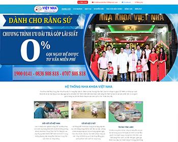 Hệ thống phòng khám - Nha Khoa Việt Nha