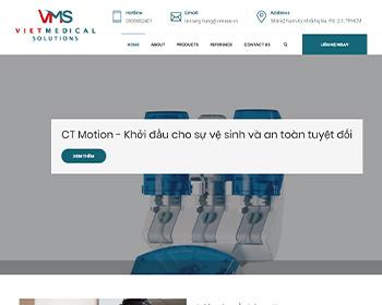 Công ty Cổ phần Giải pháp Y tế Việt