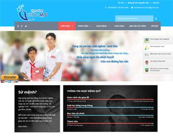 Quỹ từ thiện Hành Trình Ước Mơ
