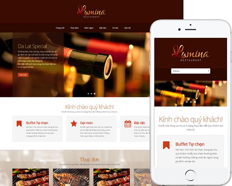 Nhà hàng Lumina