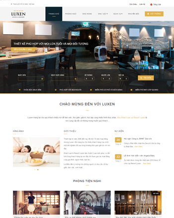 Luxen Hotel & Resort