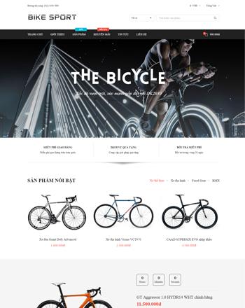 Xe đạp BikeSport