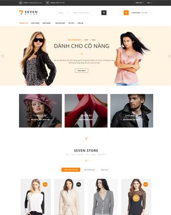 Thời trang tổng hợp SevenStore