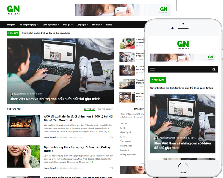 Gntech News