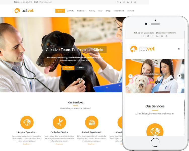 Dịch vụ chăm sóc chó Petvet