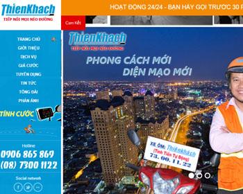 Thiên Khách - Dịch vụ xe ôm